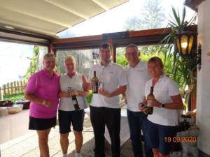 Golfclub Achenkirch Scheffis 69