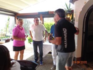 Golfclub Achenkirch Scheffis 70