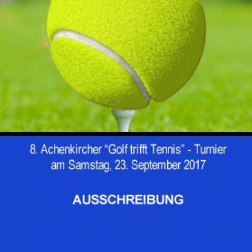 "8. Achenkircher ""Golf trifft Tennis"""