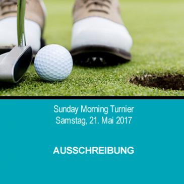 Sunday Morning Turnier 2017
