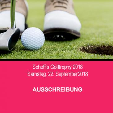 Scheffis Golftrophy 2018