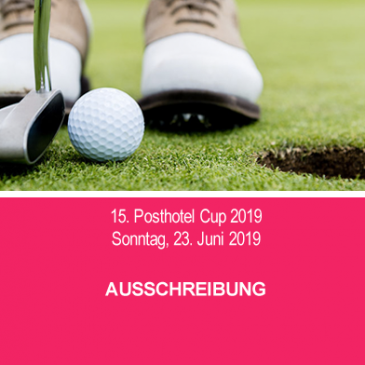 15. Posthotel Cup 2019